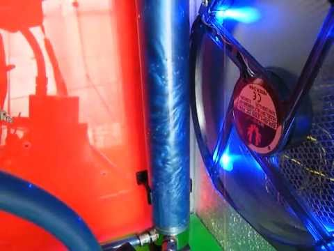 xspc ec6  Aurora Galaxy & XSPC Ec6 blue Mod - YouTube