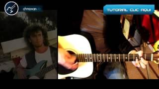 RAYANDO EL SOL Cover Mana Acustico Guitarra Tutorial