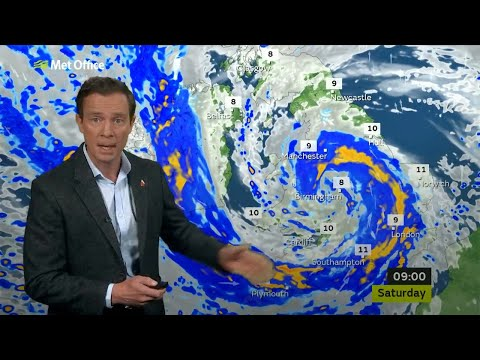 Saturday Morning Forecast 02/11/2019