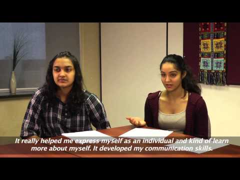 SSC What Students Learned About Themselves Clip 3