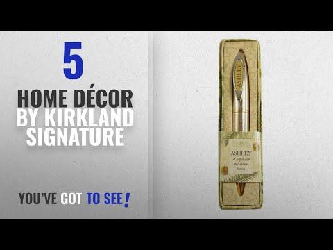 Top 10 Home Décor By Kirkland Signature [ Winter 2018 ]: Signature Pens - Ashley (011130037)