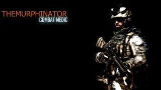 Airsoft Combat Medic Action at Bunker 31 Aberdeen : 12/04/2015