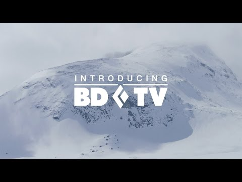 Black Diamond: BDTV Trailer - Backcountry Skiing