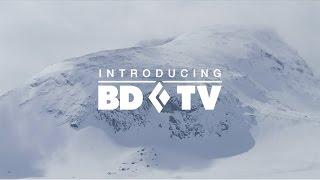 Black Diamond Ambassador Roland Hemetzberger Sends Delirium