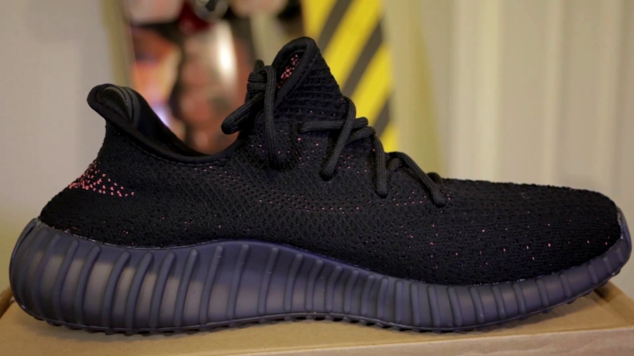 27424009ff191 hotkicks.cn AAA Adidas Yeezy 350 V2 Boost Review - YouTube