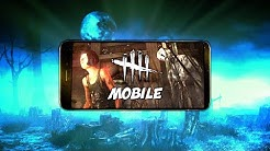 Dead by Daylight On A Phone