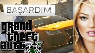 GTA 5 Arabaya Kız Atmak  (Başardım)