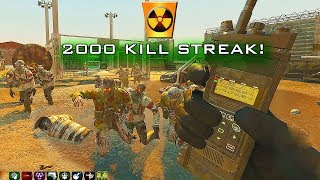 I BLEW UP AREA 51 ZOMBIES (coolest map ever)