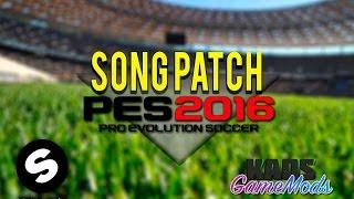 Nueva Musica |Music Patch | PES 2016 PC |