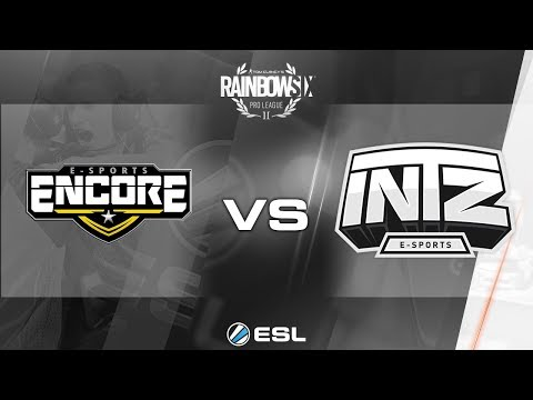 Rainbow Six Pro League - Season 3 - LATAM - Encore e-Sports vs. INTZ e-Sports - Week 3