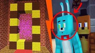 Jak postavit portal do světu Five Nights at Freddy's v Minecraft - mapy #11