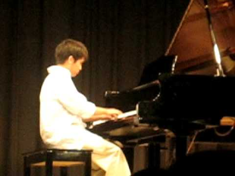 Spring Piano Recital - One Summer's Day, Joe Hisai...