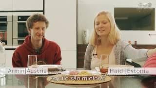 Estrangeiros Provam Petiscos Estranhos Portugueses
