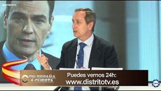 Carlos Cuesta: Desvelado el 'plan secreto' de Sánchez de cara a las elecciones: dañar Madrid