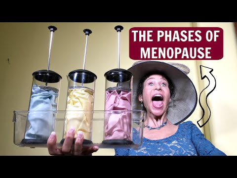 Phases of Menopause - 10