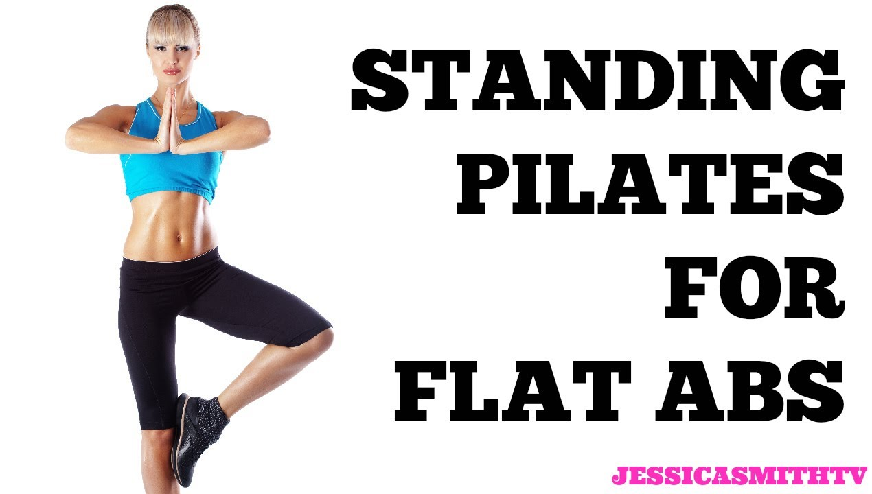 Standing Pilates for Flat Abs: 12-Minute Bodyweight Only ...