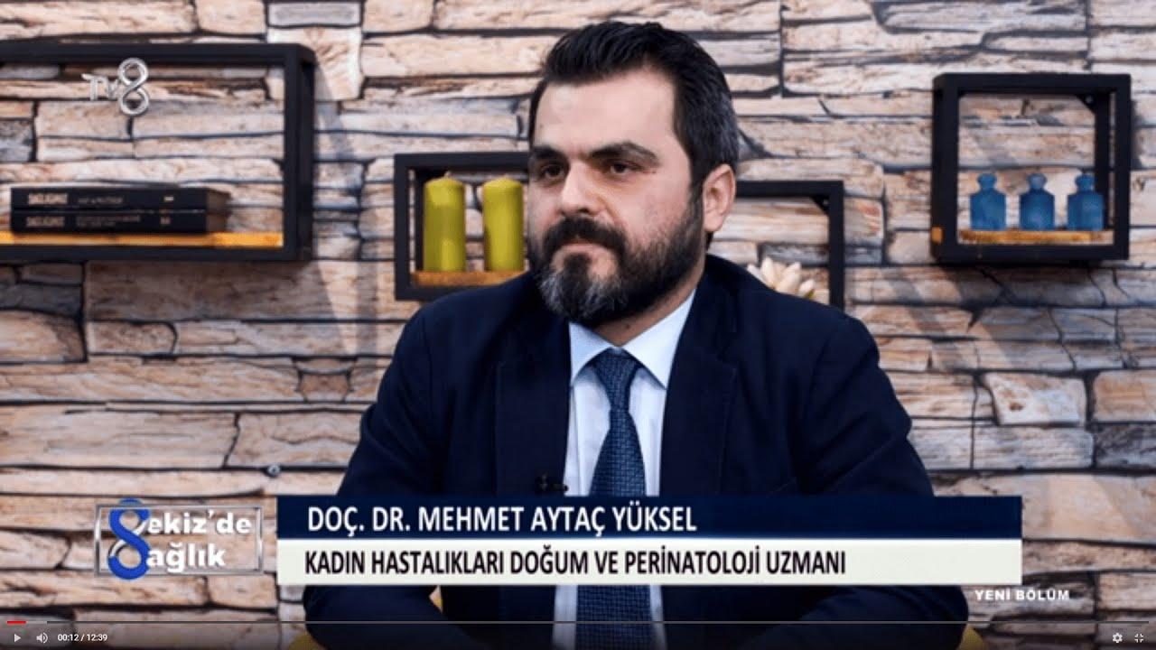 Perinatoloji Nedir ? | Doç. Dr. Mehmet Aytaç Yüksel | 8'de Sağlık - YouTube