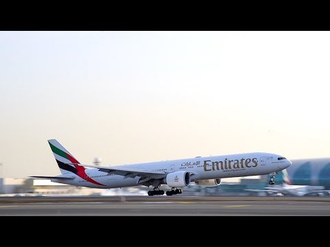 Last delivery of the Emirates Boeing 777-300ER | Emirates Airline