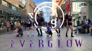 [K-POP IN PUBLIC] EVERGLOW (에버글로우) - Bon Bon Chocolat Dance Cover by ABK Crew from Australia