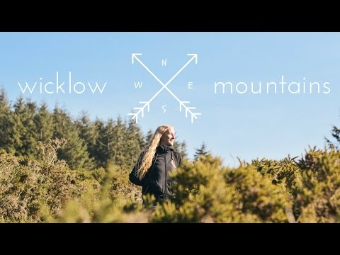 Wicklow Mountains Travel Vlog | Ireland 2017