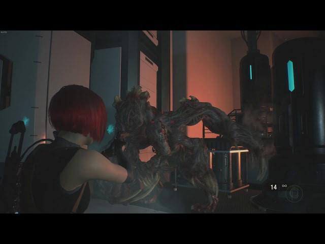 Resident Evil 2 Mod Adds Regina from Dino Crisis | Game Rant