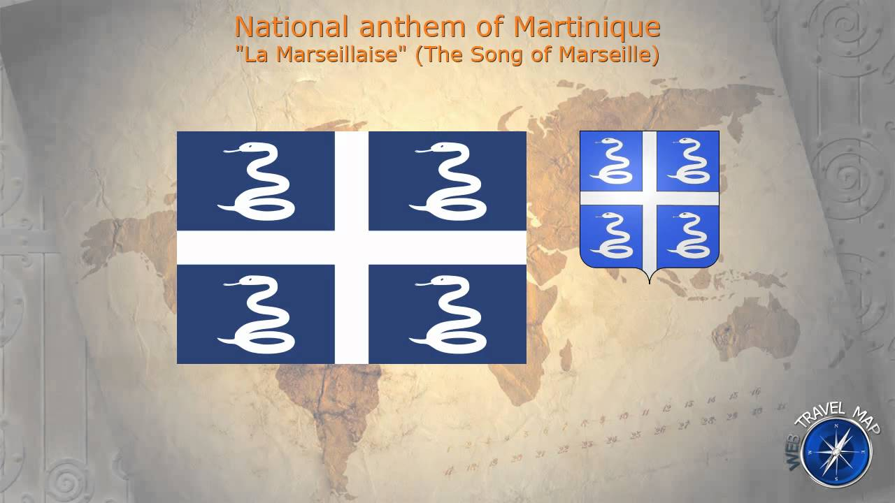 Martinique National Anthem