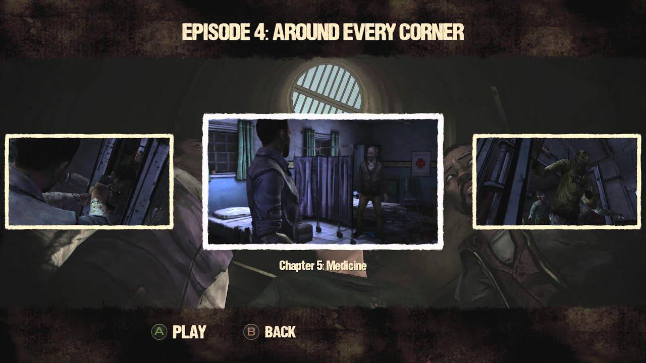 The Walking Dead Season 1: Episode 4 - Crawford Glitch Fix