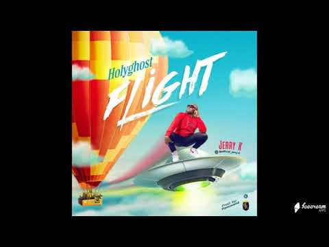 Holy Ghost Flight (New Release) -Jerry K