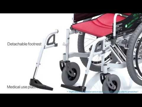 Beiz Electric wheelchair BZ 6101