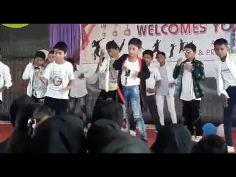 New era English high school bhiwandi annual function 2019    kya baat hai     DP CREATION