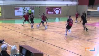 Spiel der LHC Cottbus A-Junioren gegen Eintracht Hildesheim