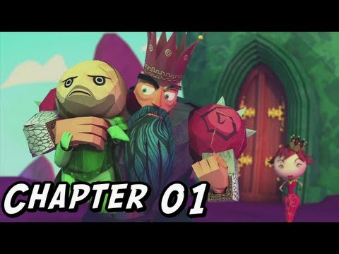 Cloudberry Kingdom: Story Mode (Chapter 1)