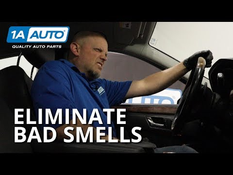 Eliminate Bad Smells From Your Car!