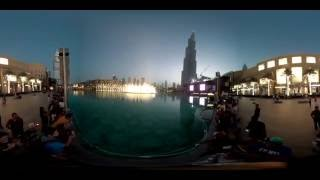 360 The Dubai Fountain