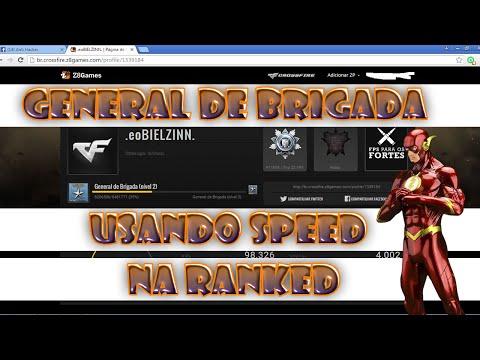 General de Brigada usando Speed na Ranqueada[CF/AL]