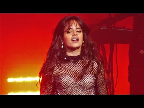 Camila Cabello  - Inside out - Live Paris 2018