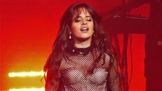 Camila Cabello Inside Out Live Paris 2018
