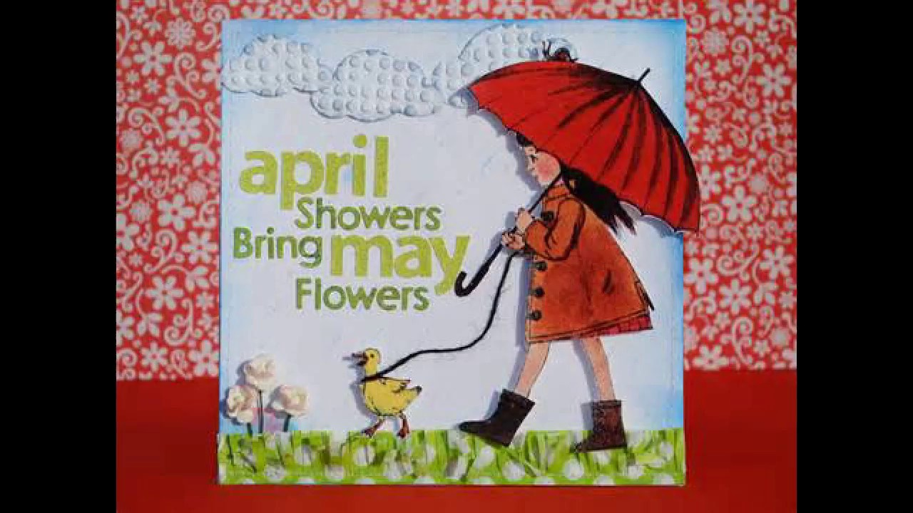 yt april showers bring may flowers friendship flower swap youtube