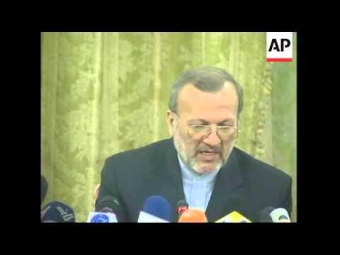 Referral to UN will be lose-lose game says Iran