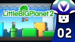 [Vinesauce] Vinny - LittleBigPlanet 2 (part 2)