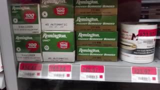 Walmart ammo prices