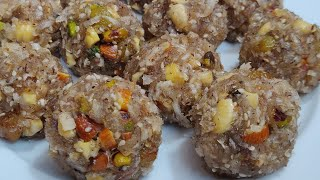 Dry fruit ladoo | Haldiram style dry fruit ladoo | special ladoo recipe | dry fruit laddu