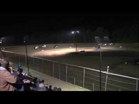Butler Motor Speedway UMP Modified B-Main 9/3/16