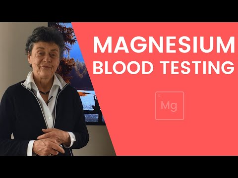 Magnesium Blood Testing: What You Should Know