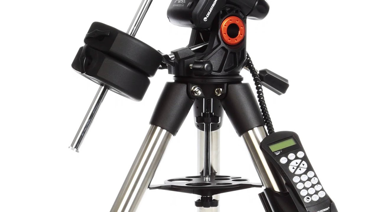 Celestron schmidt cassegrain teleskop sc nexstar