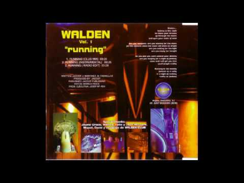 Walden Vol 1 - Running (Club mix)