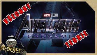 VŠECHNY Avengers Endgame teorie VYSVĚTLENY!
