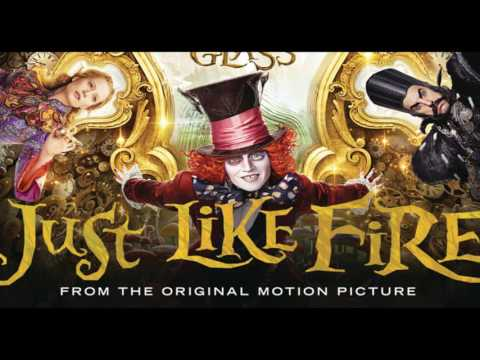 P!NK - JUST LIKE FIRE (HQ)