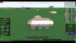 roblox armored patrol vec-m1 tank