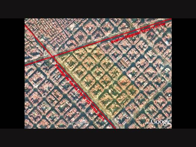 בברצלונה (Eixample) רובע האישמפלה